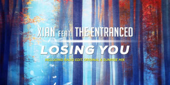 Xian feat. The Entranced - Losing You - Album Art